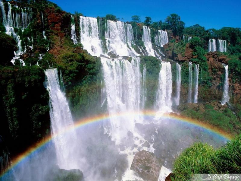 Les Chutes d'Iguazú voyage en Argentine