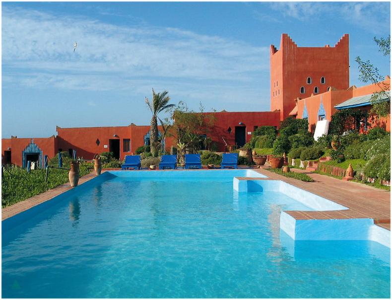 Hotel Ksar Massa Agadir, Maroc