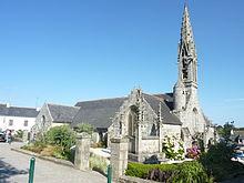 La Forêt-Fouesnant,France,Eglise paroissiale