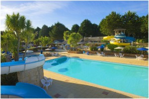 Camping Kervel, region La Foret-Fouesnant,Finistere,Bretagne,France sont situes pres des plages et la foret,pleins d'activites et de loisirs