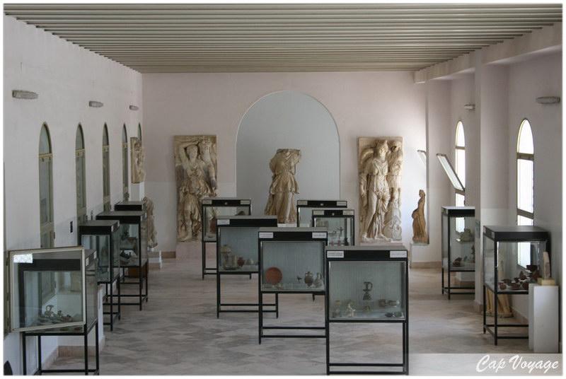 Le musée national de Carthage, voyage en Tunisie