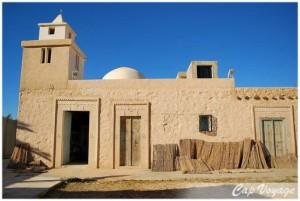 Musée du patrimoine insulaire mediterranéen de Karkennah, voyage en Tunisie