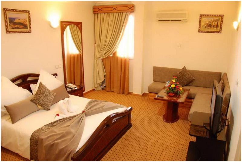 Hotel Omega Agadir, chambre