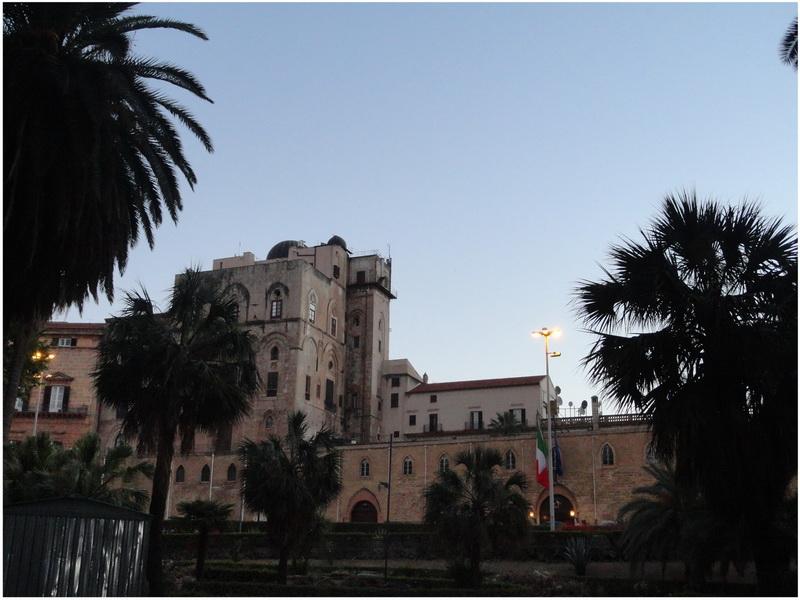 Palazzo dei Normanni,Palerme, Italie