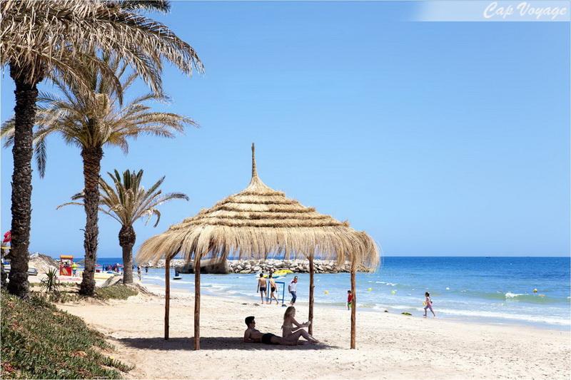 Djerba, Plus belles plages de Tunisie