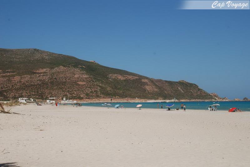 Haouaria, Plus belles plages de Tunisie