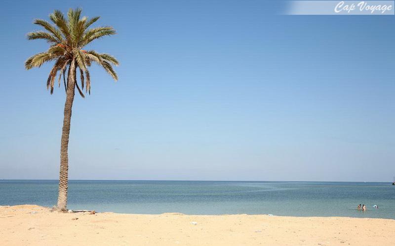 Kerkennah, Plus belles plages de Tunisie