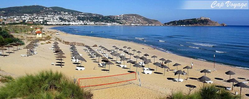 Tabarka, Plus belles plages de Tunisie