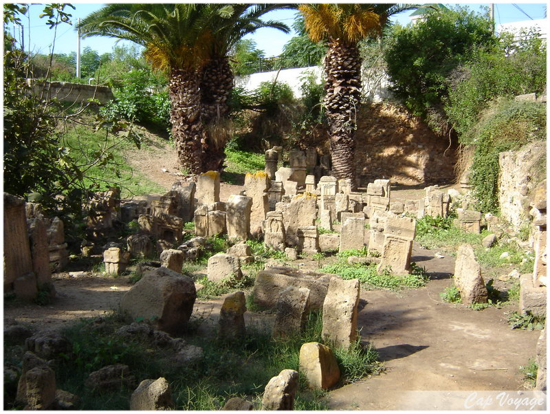 Le Tophet de Carthage, voyage Tunisie