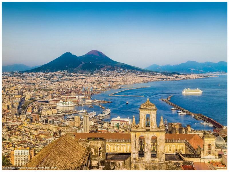 Voyage à Naples, Italie