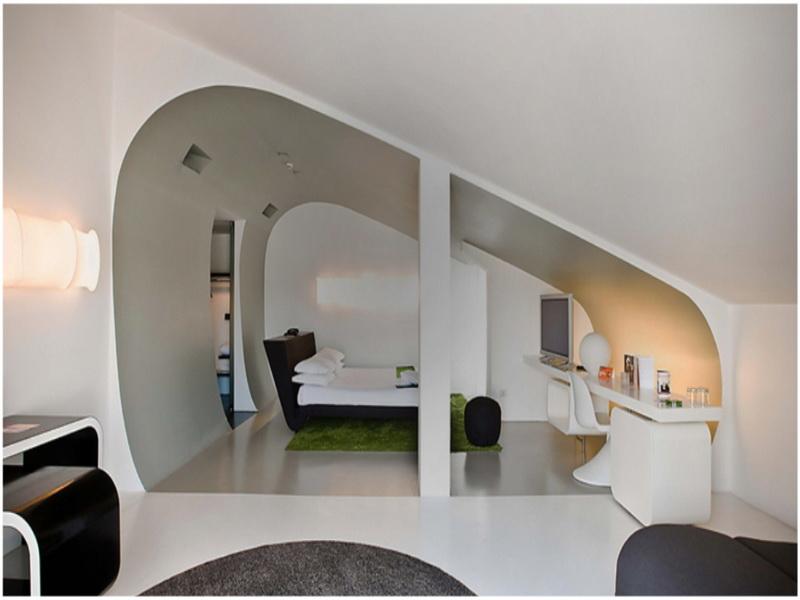 Worldhotel Ripa, Roma, Italie, chambre