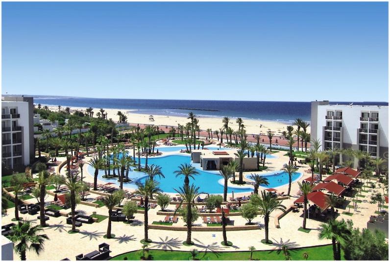 Hotel Club Marmara Agadir  Maroc