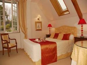 hotel manoir de kertalg,clohars-carnoet,france,chambre-double-confort