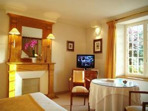hotel manoir de kertalg,clohars-carnoet,france,suite-duplex