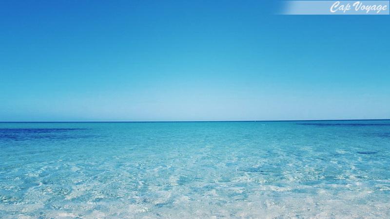 Kélibia, Plus belles plages de Tunisie