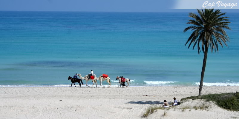 Mahdia, Plus belles plages de Tunisie