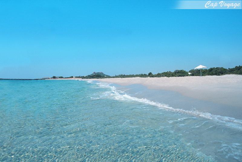 Kelibia, les plus belles plages, voyage en Tunisie