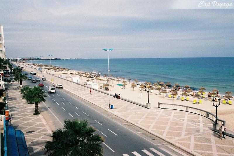 Boujaafar Sousse, Plus belles plages de Tunisie