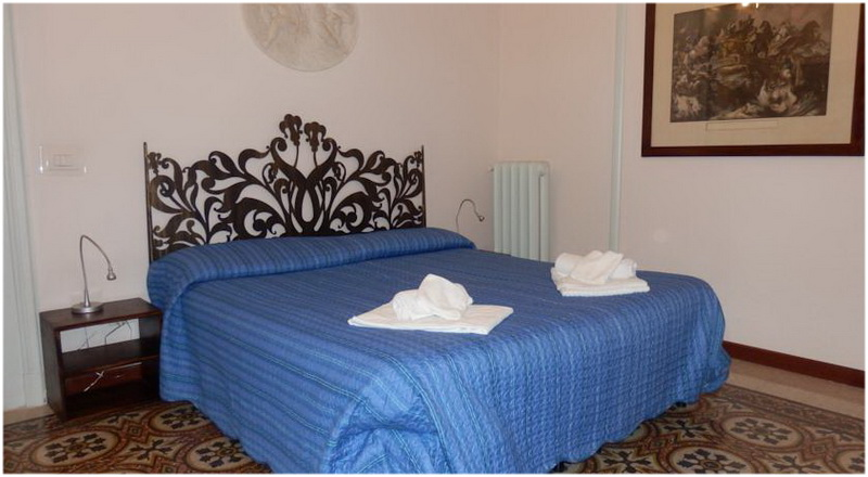 Appartement Otium Maecenatis, Rome, Italie, chambre