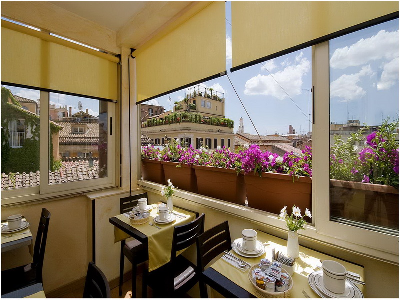 Boutique hotel trevi rome italie cap voyage for Best boutique hotels in rome 2015