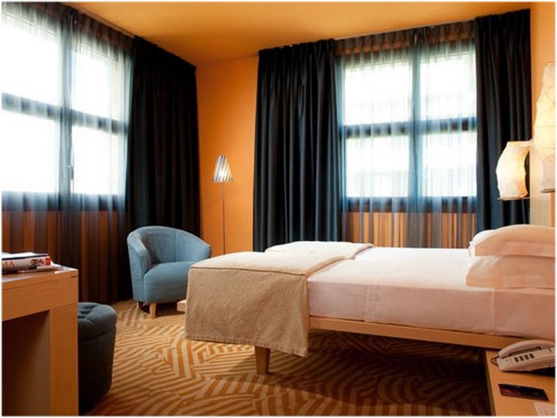 Hotel Abitart, Rome, Italie, Chambre