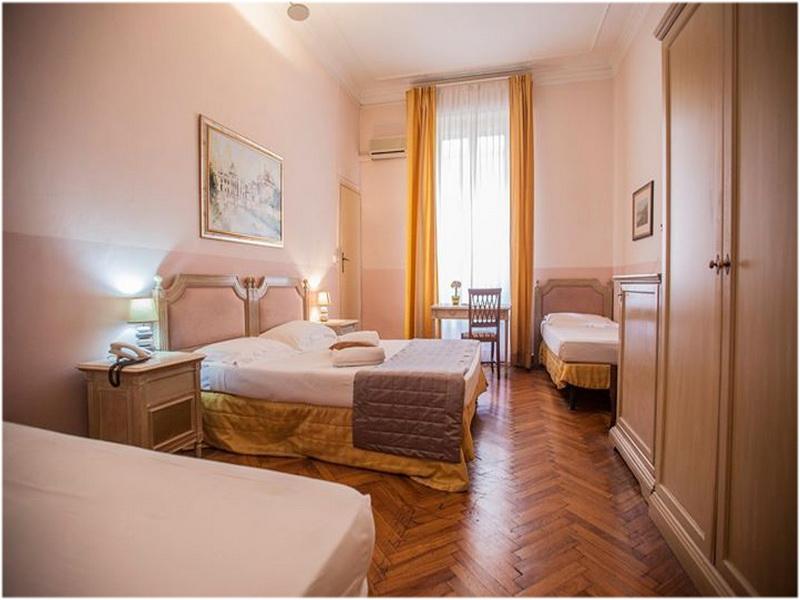 Hotel Adler, Rome, Italie, Chambre