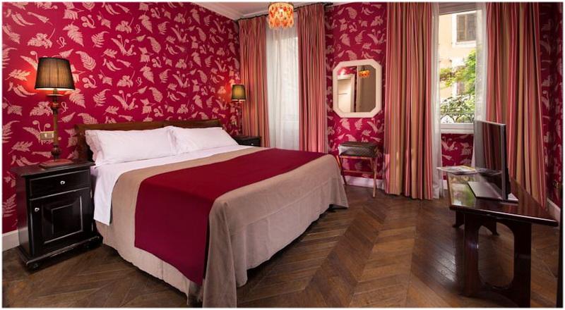 Hotel Anahi, Rome, Italie, Chambre