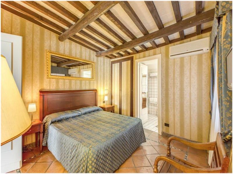 Hotel Apollo, Rome, Italie, chambre