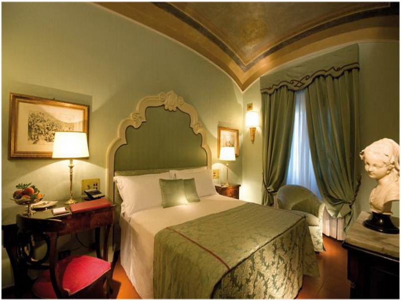 Hotel Canada, Rome, Italie, Chambre