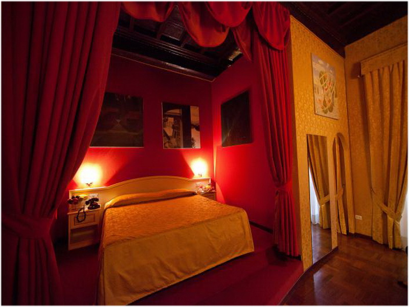 Hotel Canova, rome, Italie, Chambre