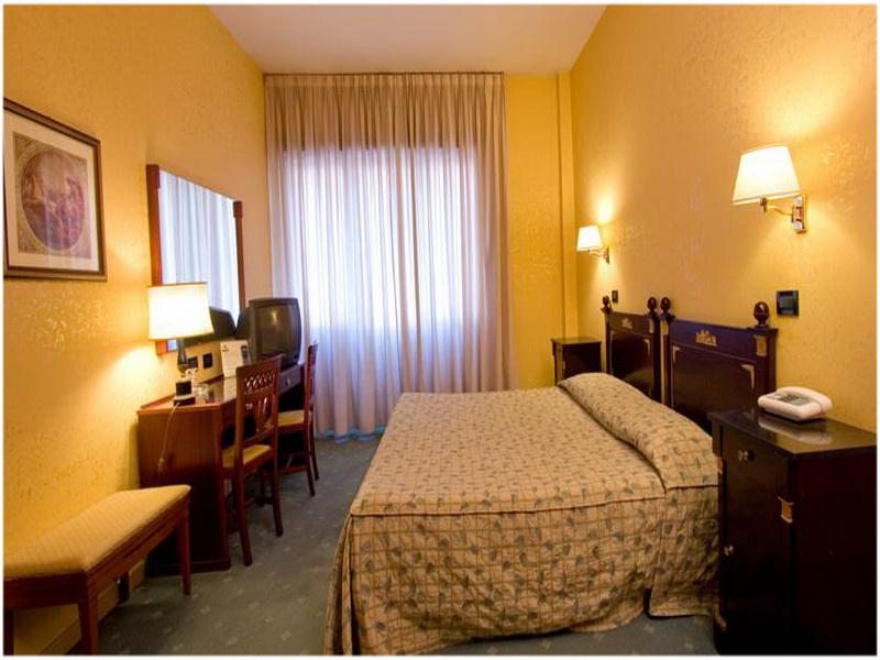 Hotel Carlo Magno, Rome, Italie, Chambre