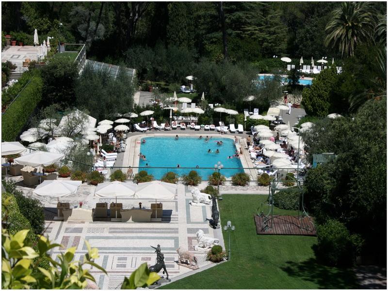 Hotel Cavalieri, Rome, Italie, Piscine
