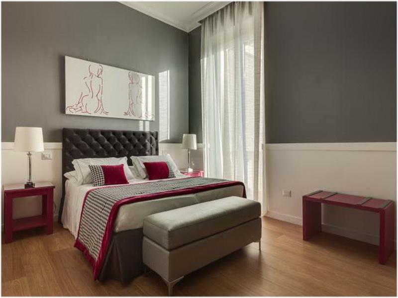 Hotel Clodio, Rome, Italie, Chambre