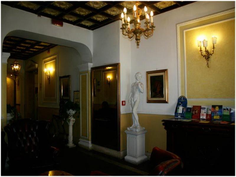 Hotel D'Este , Rome, Italie