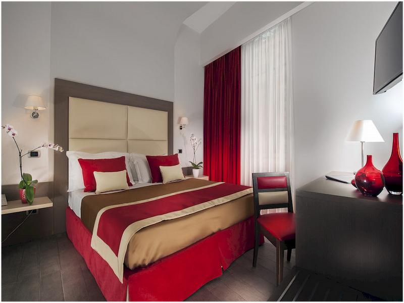 Hotel Demetra, Rome, Italie, Chambre