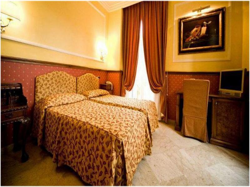 Hotel Donatello, Rome, Italie, Chambre