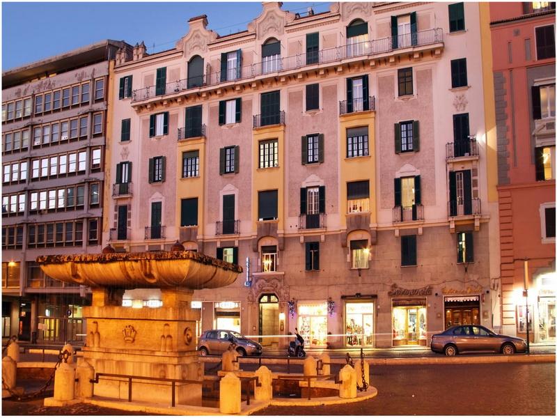 Hotel Dorica, Rome, Italie