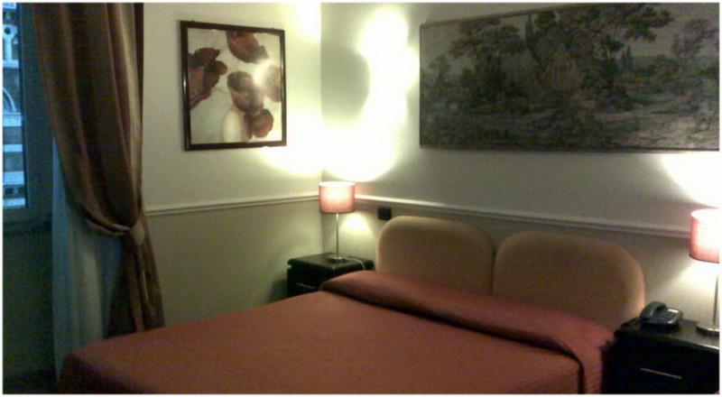 Hotel Everest Inn, Rome, Italie, Chambre
