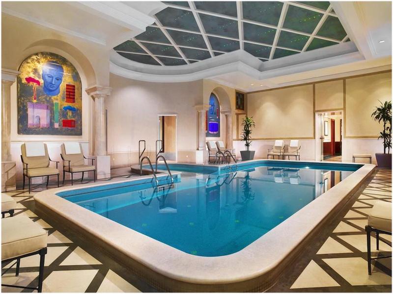Hotel Excelsior, Rome, Italie, piscine