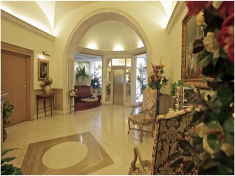 Hotel Flavia, Rome, Italie