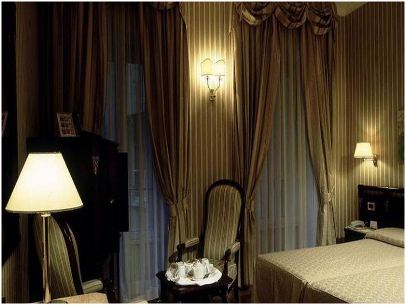 Hotel Gambrinus, Rome, Italie, Chambre