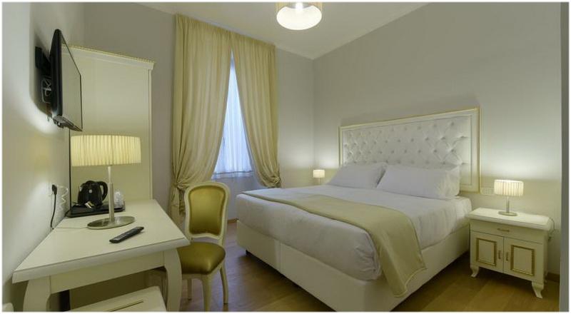 Hotel Gravina Suite Frattina, Rome, Italie, Chambre