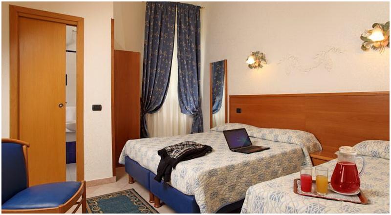 Hotel Grifo, Rome, Italie, Chambre