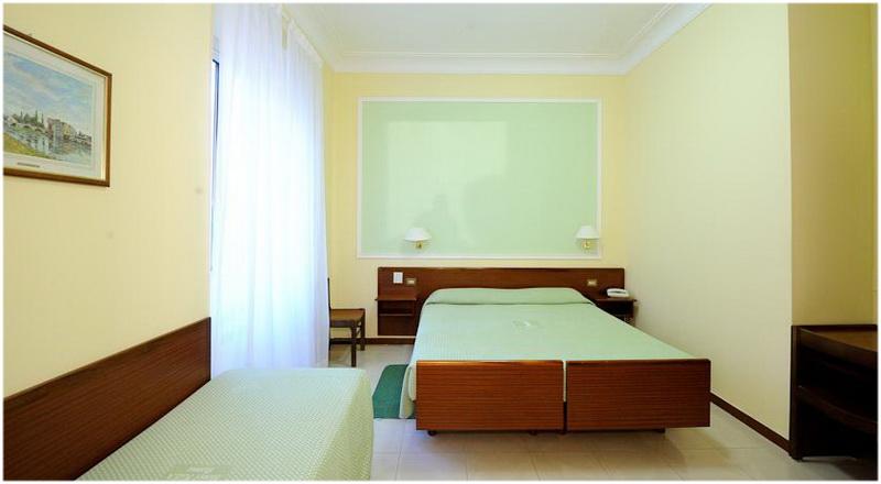 Hotel Igea, Rome, Italie, Chambre