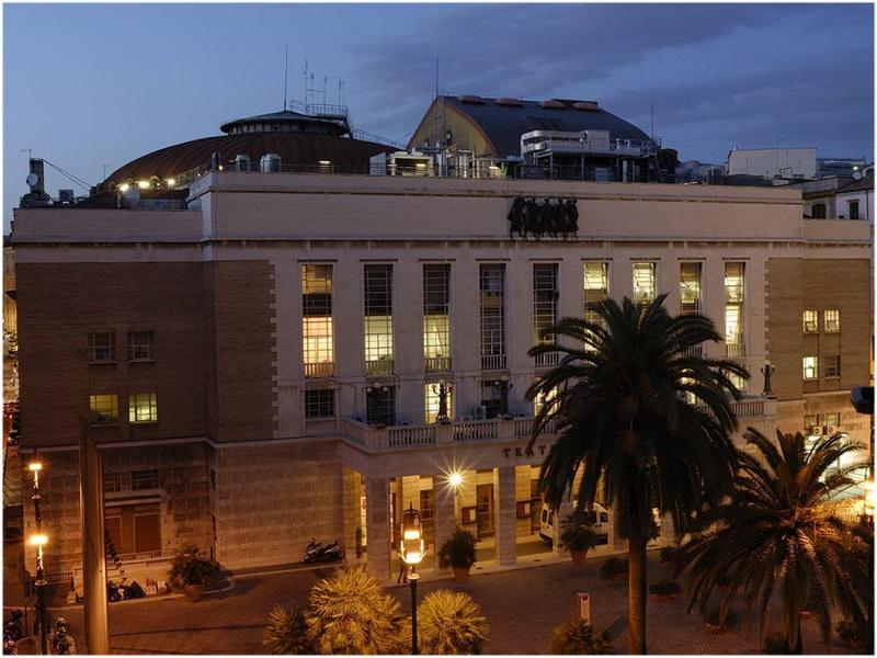 Hotel Lirico, Rome, Italie
