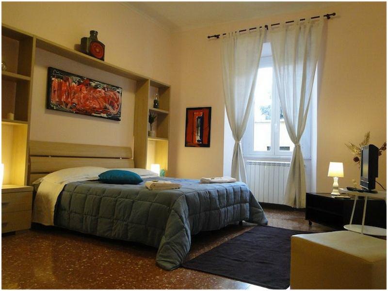 Hotel Marcantonio, Rome, Italie, Chambre