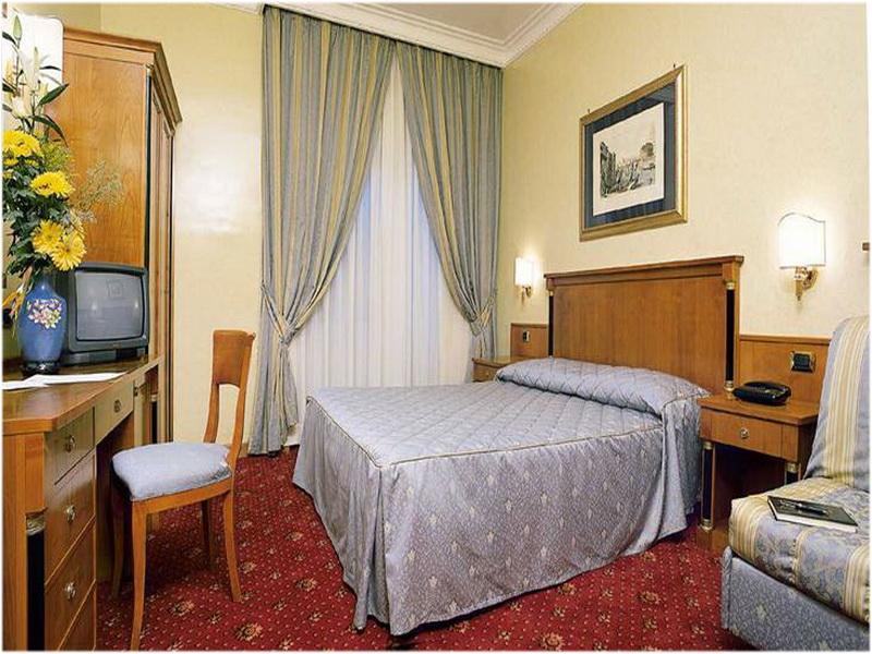 Hotel Miami, Rome, Italie, Chambre