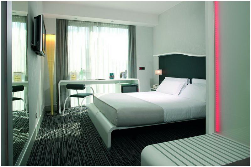 Hotel Milton, Rome, Italie, Chambre