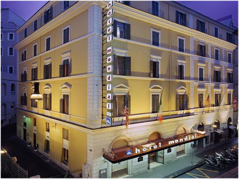 Hotel gerber rome italie cap voyage for Hotel gerber roma