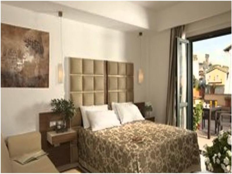 Hotel OC, Rome, Italie, Chambre